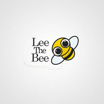 Lee The Bee Logo by mfcreative