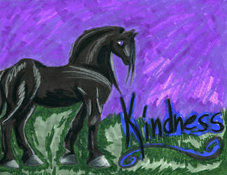 Kindness by HorseCookies