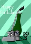 Birthday Gift by LadyFuzzChild