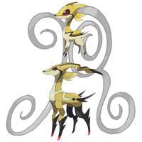 Evolutive Chain Of Gazelect by RubenArtworks