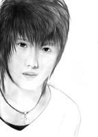 Hero Jae Joong by sKETCHII-mop