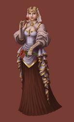Queen Anora by Ullervoinen