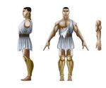 Spartan hero by Ullervoinen