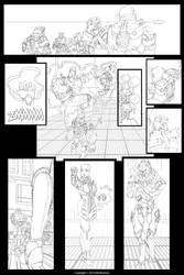 Survivor page02 by Ullervoinen