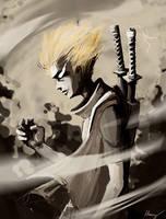 Swords-Man by Mzag