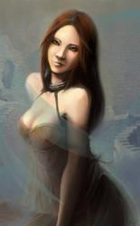 Witch by Mzag