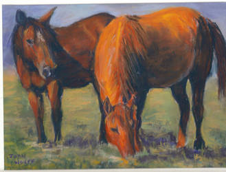 Horses 2 by Wulff-Arts