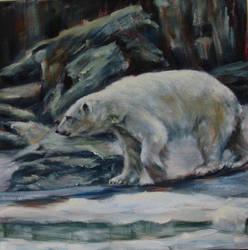 BRONX ZOO BEAR by Wulff-Arts