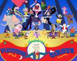 Cedric's Splendiferous Circus by BlackRobtheRuthless