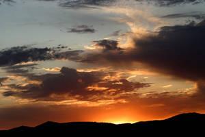 Dark Sunset by smrzy