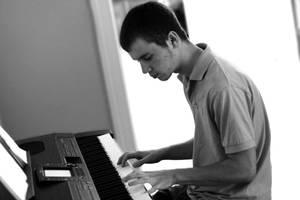 Piano by smrzy