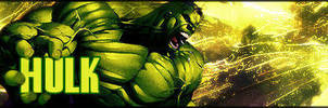 The Hulk by smrzy