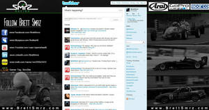Twitter Background by smrzy