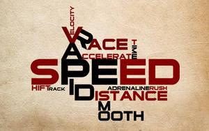 Speed by smrzy