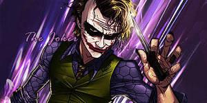 The Joker Effect by smrzy