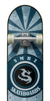 Smrz Skateboards by smrzy