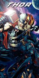 Thor by smrzy