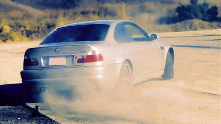 2002 BMW E46 M3 Drift by smrzy