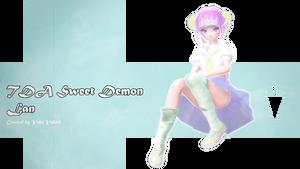 {MMD/PMX} TDA Sweet Demon Lan by Yuki-Yuki13