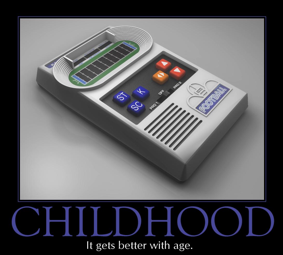 Motivational Poster - 'Childhood' by peterhirschberg