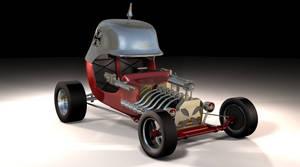 Red Baron 3D model by peterhirschberg