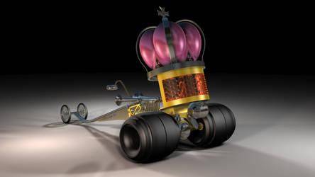 Royal Rail 3D model by peterhirschberg