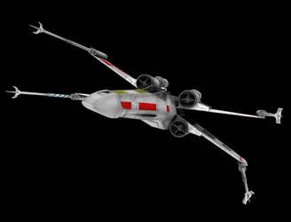 X-Wing 03 by peterhirschberg