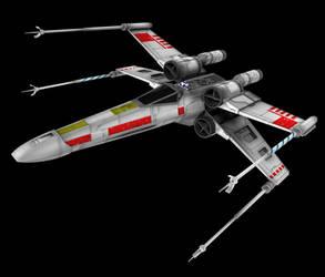 X-Wing 02 by peterhirschberg