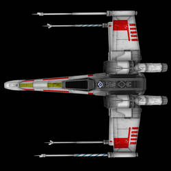 X-Wing 07 by peterhirschberg