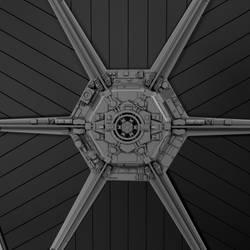 Tie Fighter 06 by peterhirschberg