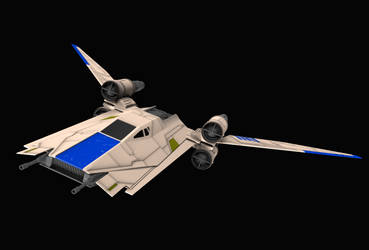 U-Wing 10 by peterhirschberg