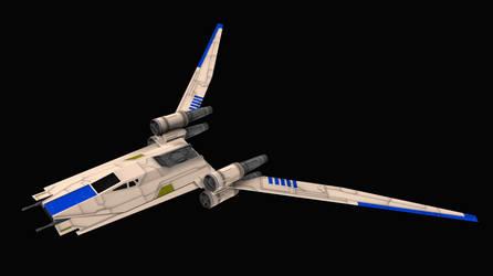 U-Wing 08 by peterhirschberg