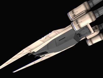U-Wing 04 by peterhirschberg