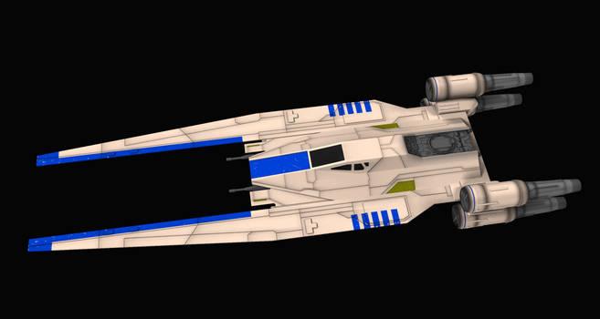 U-Wing 01 by peterhirschberg