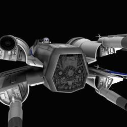 New X-Wing 17 by peterhirschberg