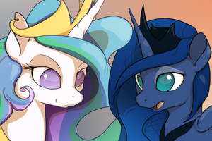 Sisters by Asssha
