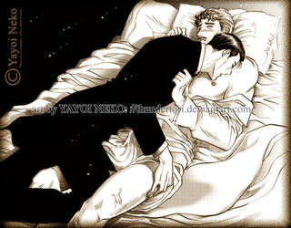 Sherlock and Watson by Thundertori
