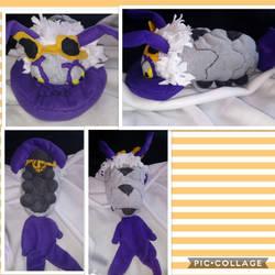 Meet Guzpod!  by Sabretooth-Fox