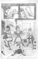 Man Fighting Street _2_ pg 18 by Ralphious