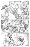 Cavalry issue 2 pg 2 by Ralphious