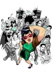 Lisa Nguyen by Ralphious