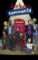 Darkest Community by Ralphious