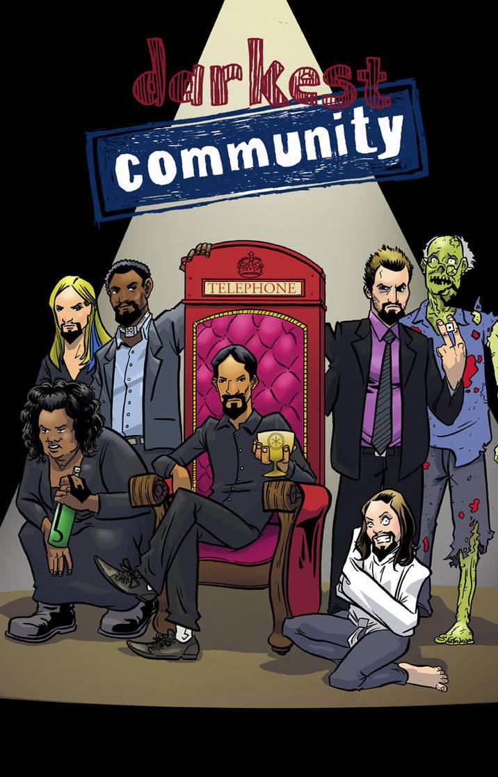 Darkest Community by Ralphious
