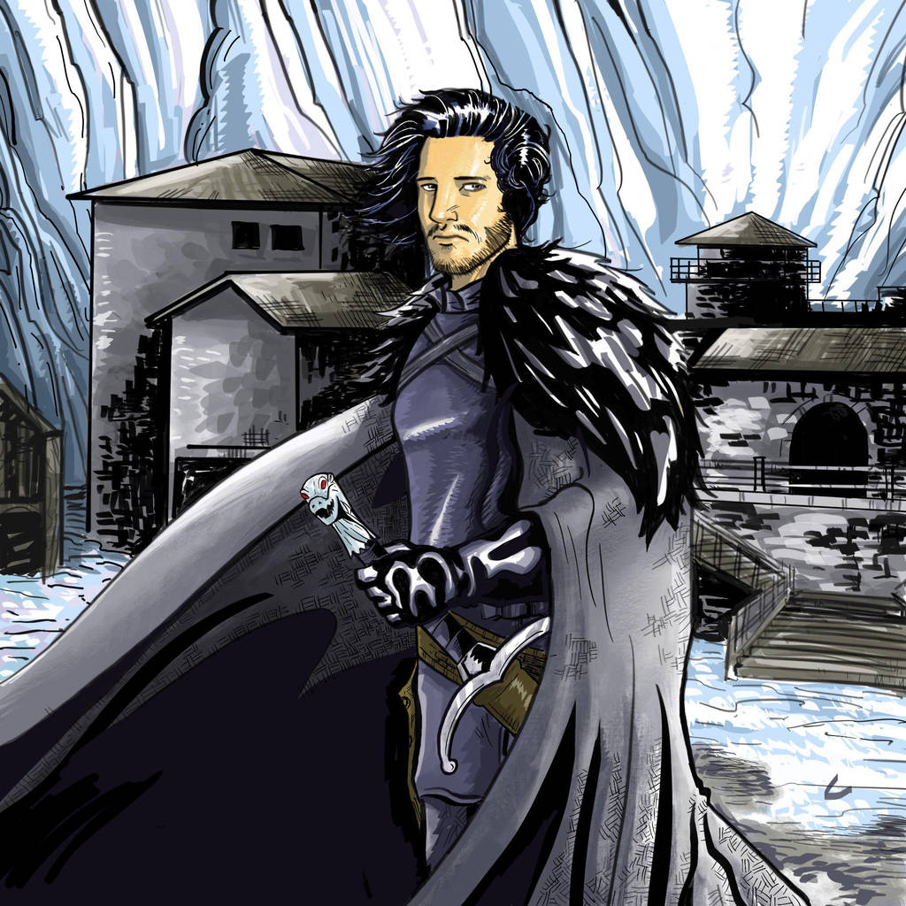 Snow by Ralphious