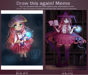 Memes #10 - Witch by svettal