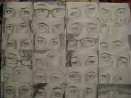 Eyes by famedcreation