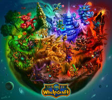 World of Whelpcraft by The-SixthLeafClover