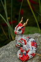 Gin Rin Sanke Koi Eastern Dragon by The-SixthLeafClover