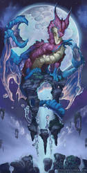 2016 Zodiac Dragons Cancer by The-SixthLeafClover