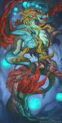 2016 Zodiac Dragons Capricorn by The-SixthLeafClover